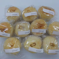 クリームパン10個セット(冷凍便)