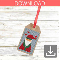 Santa Claus #3 | Cross stitch pattern