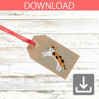 Cat #1 | Cross stitch pattern