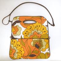 """"""" cocotier """" 12ways Bag(1960s UK生地)"""