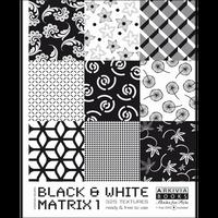 BLACK&WHITE MATRIX VOL,1