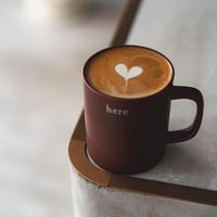 here Original Mug