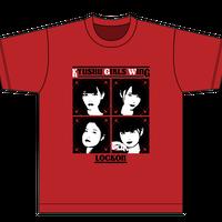 九州女子翼オリジナルTシャツ2021