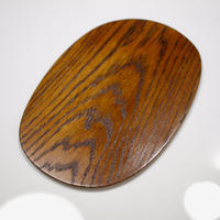 楢の小判皿