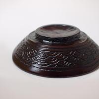 豆皿「青海波」