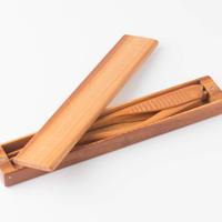 みんなの箸と専用箸箱「よそゆき」Mサイズセット