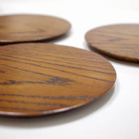 楢の五寸皿