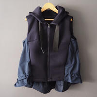 再入荷design  punch vest