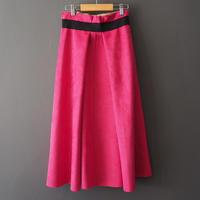 bi-color skirt PINK