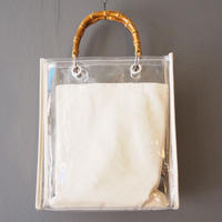 clear bamboo BAG
