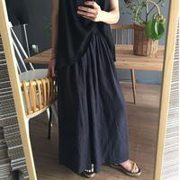 wide leg high waist pantsNAVY