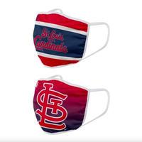 セントルイス・カージナルス マスク MLB フェイスカバー 2枚入り