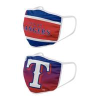 テキサス・レンジャーズ マスク MLB フェイスカバー 2枚入り