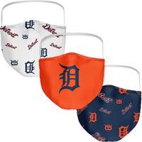 デトロイト・タイガース マスク MLB フェイスカバー 3枚入り