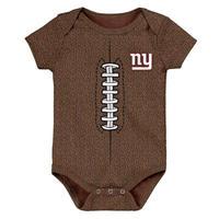 NFL ジャイアンツ ベビー キッズ ギフト ロンパース アメフト ボール NFL New York Giants Baby Romper Gift 送料無料
