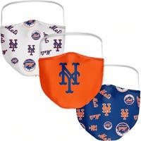 ニューヨーク・メッツ マスク MLB フェイスカバー 3枚入り