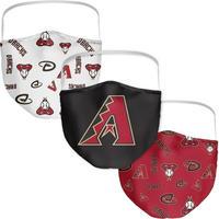 アリゾナ・ダイヤモンドバックス マスク MLB フェイスカバー 3枚入り