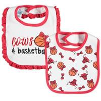 NBA ブルズ ビブ スタイ よだれかけ セット Chicago Bulls Bibs Set ベビー キッズ ギフト 送料無料