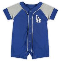 メジャーリーグ ドジャース ベビー ロンパース 0歳 ギフト Los Angeles Dodgers Romper 送料無料
