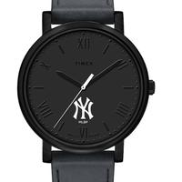 NY ヤンキース ウィメンズ ナイトゲームウォッチ 【ブランド:タイメックス TIMEX】