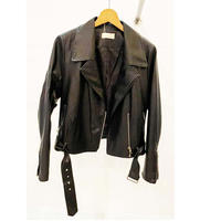 eco leather riders jacket