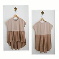 pullover sewn & shirt