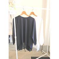 back lace p/o