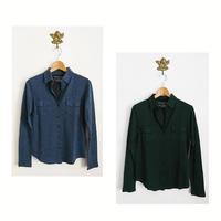 cotton cashmere shirt