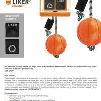 【完全プロ仕様】 LIKER MAGNET 【LIKER9CORD】