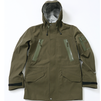 HEADLIGHT JACKET KHAKI