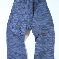 Hight Top PANTS  1st Jacquard CAMO