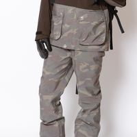 16-17 Hight Top 3Layer Woodland Camo PANTS