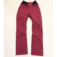 L.A.B. 4WAYPANTS WINE RED(ワインレッド)