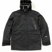 HEADLIGHT CARBON-BLACK Jacket.