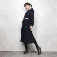 FINK MODELL black dress