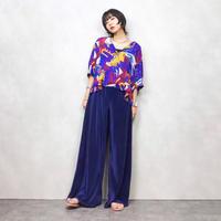 PILMATE vivid color shirt-443-7