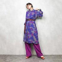 remalon  purple  shirt  one piece-361