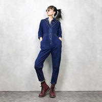 Dreams 80's USA vintage denim all-in-one