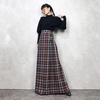 HUNTING THDMPSON maxi skirt-645-10