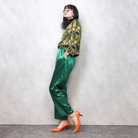 Branshu green vintage shirt