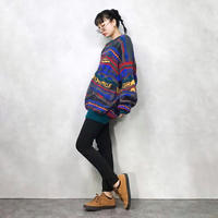 EMAROO wool 3D knit-654-10