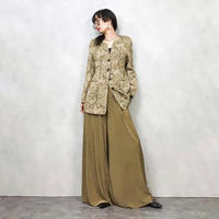 Top Dress gold jacket-586-10
