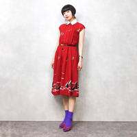 TOKYO STYLE red one piece