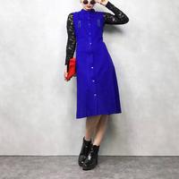 PREMARE blue dress