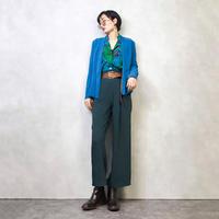 Genetpelsone turquoise  blue jacket-900-2