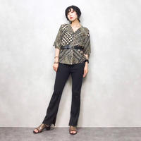 SEVEN GOD pattern  shirt-397-7
