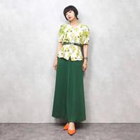Chalet Blanc green apple shirt