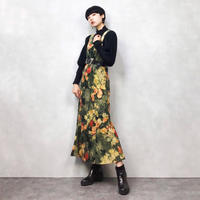 MABAME NICOLE flower dress-679-11
