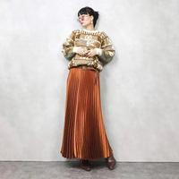Lamatta new wool 3D knit-704-11
