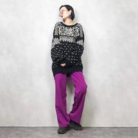 Nomadic Traders oversize knit-828-1
